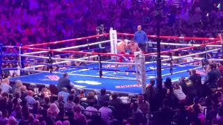 Manny Pacquiao vs Keith Thurman (ROUND 10) MGM Grand LIVE