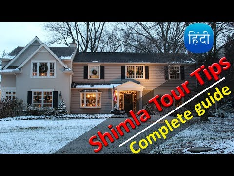 Watch before Going Shimla | Shimla Tour Tips & Planning