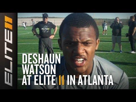 Deshaun Watson Highlights w/ Trent Dilfer