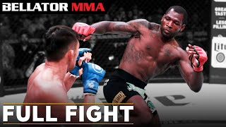 Full Fight | Ed Ruth vs. Kiichi Kunimoto - Bellator 224