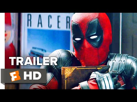 Bodhi - Once Upon A Deadpool (PG-13 Version of Deadpool 2) Trailer Video