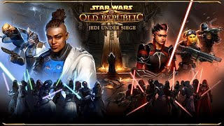 STAR WARS: The Old Republic – The Movie – Episode V: Jedi Under Siege 【Jedi Knight】