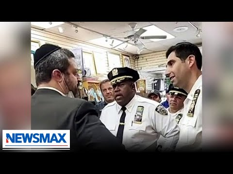 Police Department shows solidarity with Jewish Community