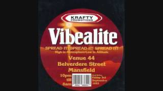 DJ Mongoose at first ever Vibealite sep 93 Oldskool 1 of 6