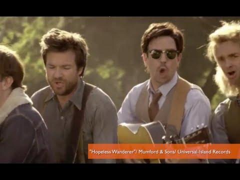 Jason Sudeikis, Ed Helms Star in Amazing Mumford & Sons Parody
