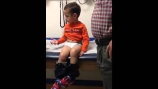 Emiliano vacunas 4 años