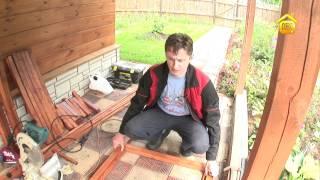 Изготовление шпалеры под вьющиеся растения // FORUMHOUSE(, 2012-06-21T09:44:29.000Z)