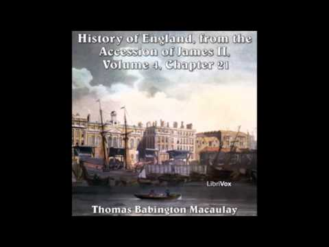 History of England, from the Accession of James II -- (Volume 4, Chapter 21) 1-5