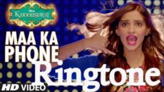 Ringtone Maa Ka Phone VIDEO Song | Khoobsurat | Sonam Kapoor | Bolllywood Songs