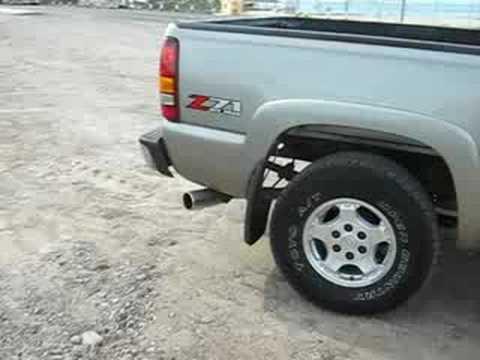 mi camioneta silverado