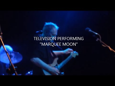 Television performing Marquee Moon - Ꮮive from Milan [Partial concert]