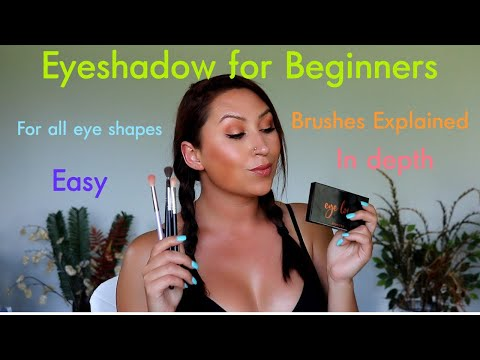 how to apply & blend eyeshadow like a pro