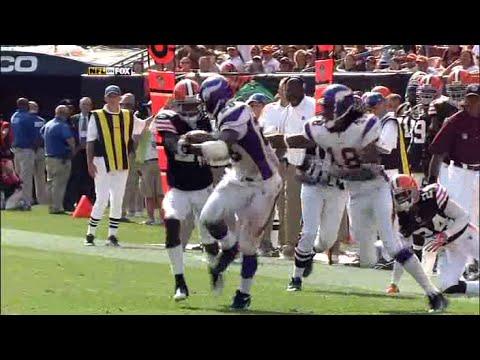 Minnesota Vikings @ Cleveland Browns 2009 Week 1