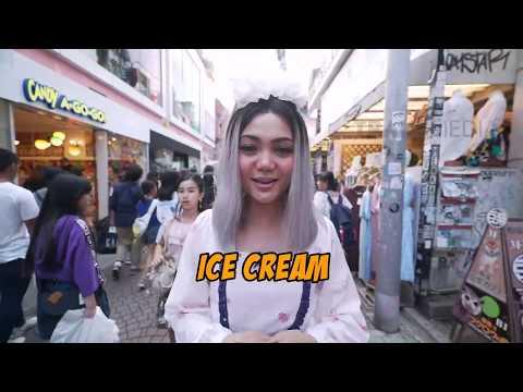 COMEDY TRAVELER - Teh Rina Malu Jadi Pusat Perhatian Dikeramaian (20/10/18) Part 1