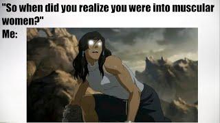 Funny Korra X Asami Sato Memes Legends Of Korra