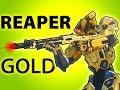 BLACK OPS 3 - HOW TO UNLOCK REAPER HERO GOLD ARMOR
