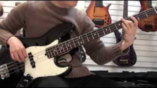 Bacchus Bass Craft series BJB 62C, www.BassCollection.co.kr