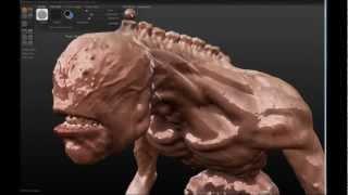 フリーソフト(Sculptris)で3DCG体験