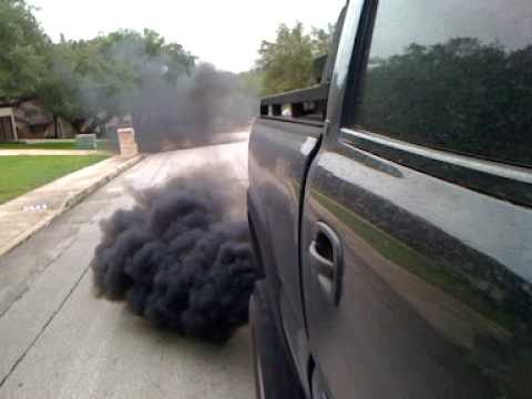 How much smoke is normal - Chevy and GMC Duramax Diesel Forum