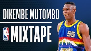 Dikembe Mutombo ULTIMATE Nuggets Highlight Mix