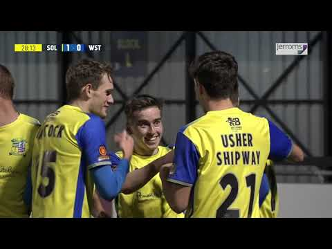 Solihull Wealdstone Goals And Highlights
