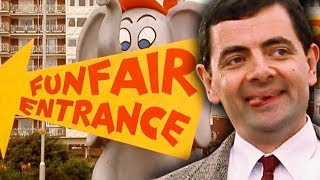 Fairground BEAN 🎡| Mr Bean Full Episodes | Mr Bean Official