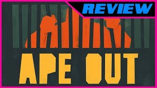 REVIEW / Ape Out (Video Game Video Review)