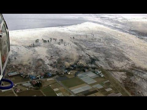Tsunami Akibat Gempa Maluku