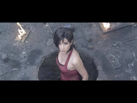 Resident Evil: Retribution  Escena Eliminada Going Somewhere?  Michelle Rodríguez and Li Bingbing