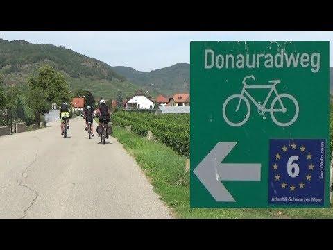Impressionen aus der Wachau - Donauradweg
