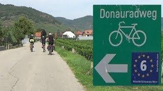 Wachau, Austria - Donauradweg