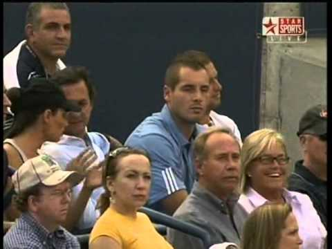 2008 Rogers Cup Murray VS Djokovic  Part1