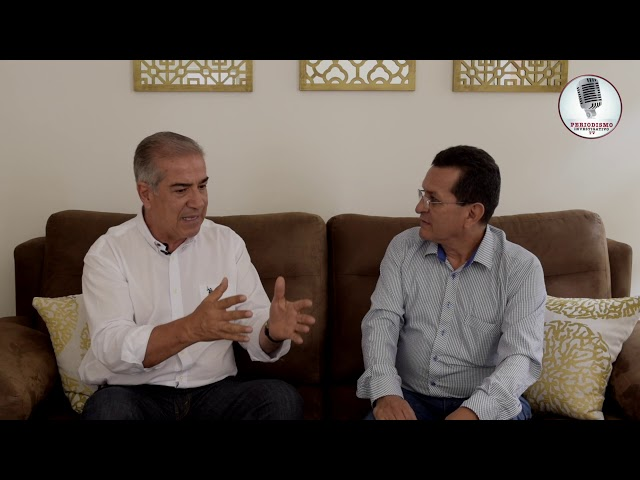 Entrevista a Álvaro Arias candidato a la gobernación del Quindío