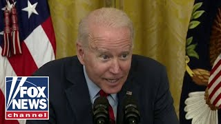 'The Five' react to 'creepy Joe' trend following 'bizarre' news conference
