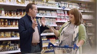 Tesco 'Scan As You Shop' Advert | Stuck Up