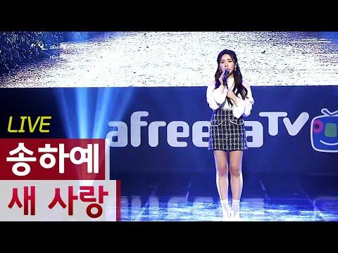 거기서 한번 더 올린다고?! 기부콘서트 중 감정 폭발하는 쿤민여동생 송하예 '새 사랑' [골방라이브] - KoonTV