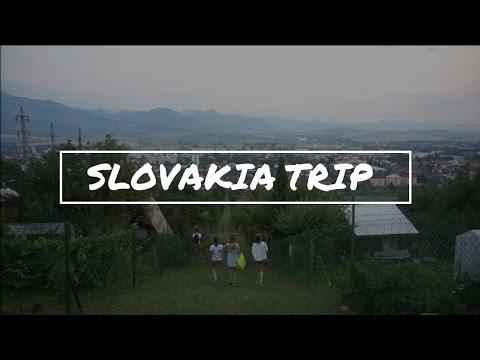 Liptovský Mikuláš, Slovakia | Summer Travel