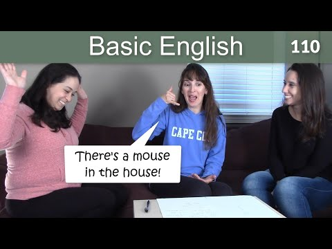 Lesson 110 ????? Basic English with Jennifer - Build Vocabulary and Fluency