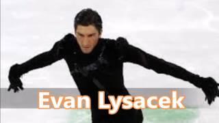 Top 10 Male Figure Skaters-Evgeni Plushenko ,Kurt Browning ,Alexei Yagudin,Evan Lysacek