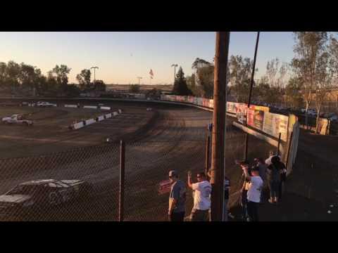 Bakersfield Speedway 4/29/17 Hobby Heat 1