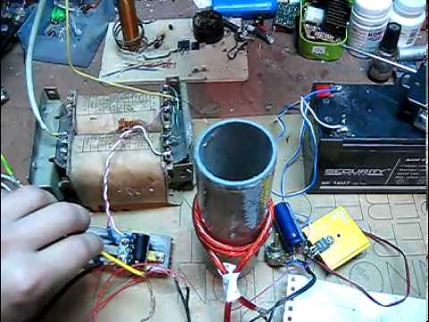 Free Energy How to build your own generator Свободная энергия Как .