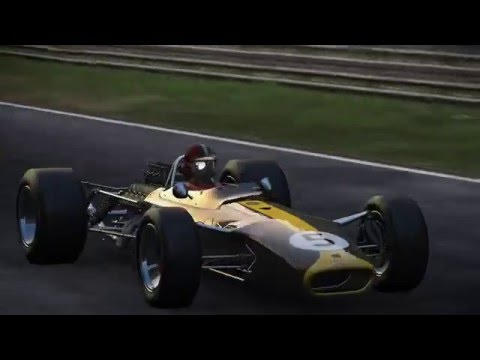 Project CARS - Classic Team Lotus - Nordschleife