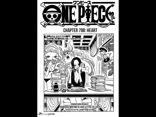 shintigercurl reacts to one piece, chapter 798: HEART