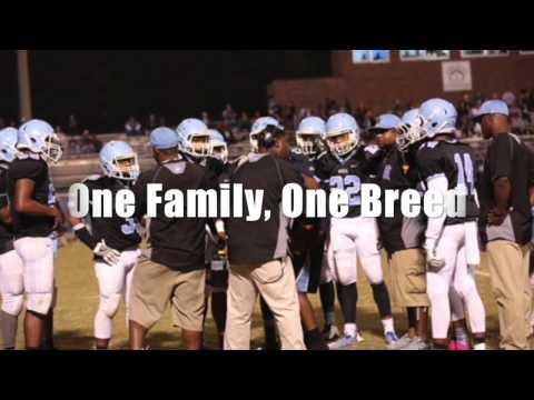 Hunter Huss High School (Varsity Football 2016-17 Season)