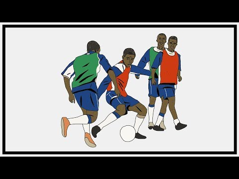 Football's African Slave Trade