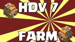 HDV 7 VILLAGE FARM [SPEED-BUILDING]