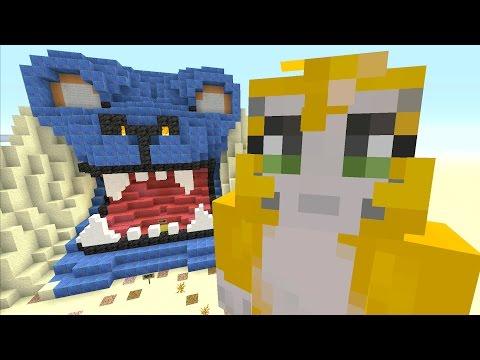 Minecraft Xbox - Aladdin - Cave Of Wonders - Part 2