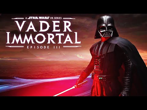Vader Immortal: A Star Wars VR Series – Official Gameplay Launch Trailer | State of Play