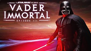 Vader Immortal: A Star Wars VR Series - Official Gameplay Launch Trailer | State of Play