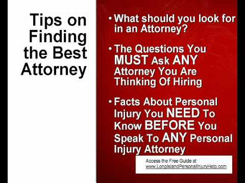 Personal Injury Attorney Ronkonkoma, Stony Brook . TOP Firm